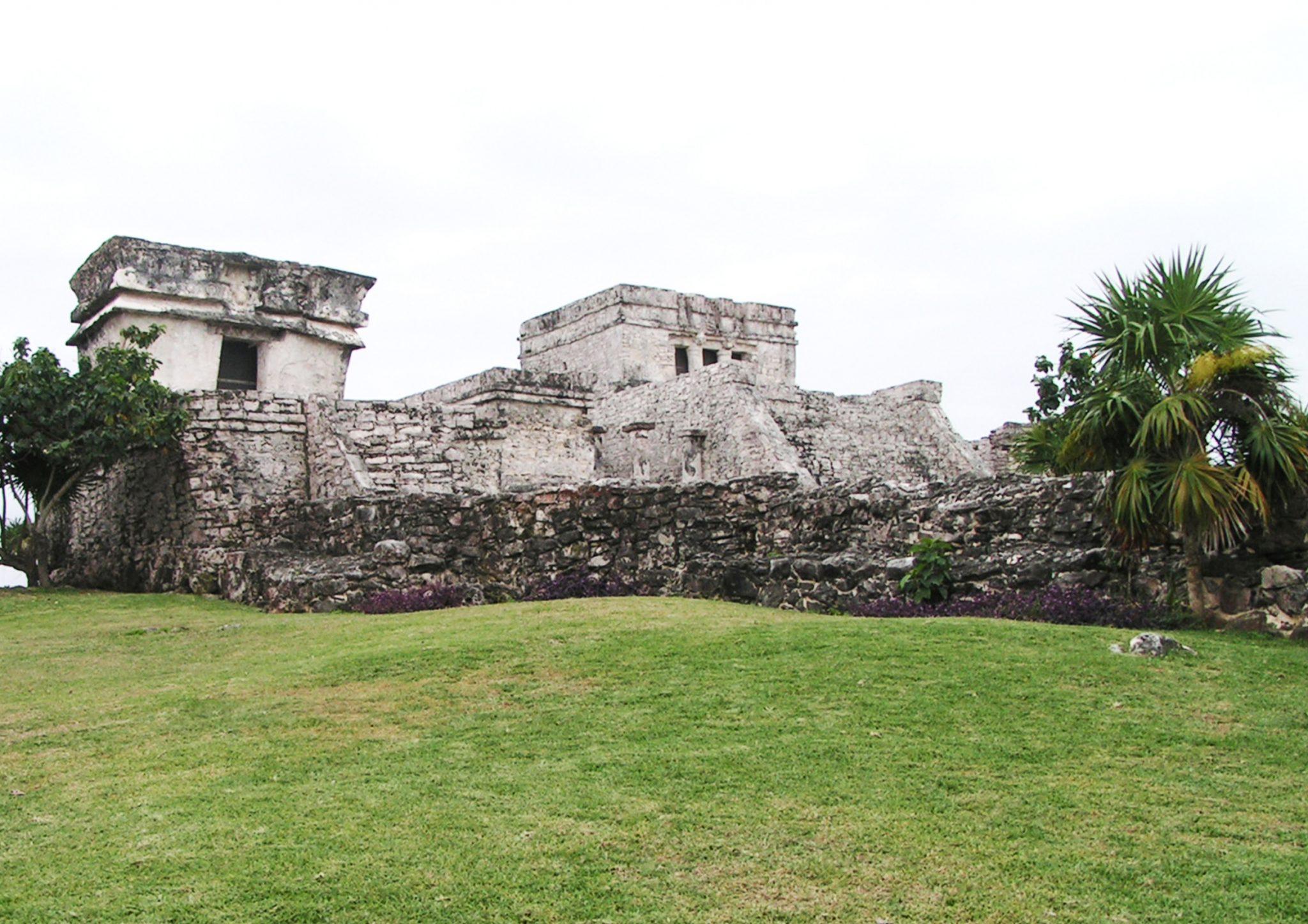 04 tulum temple - Meksyk śladami Majów
