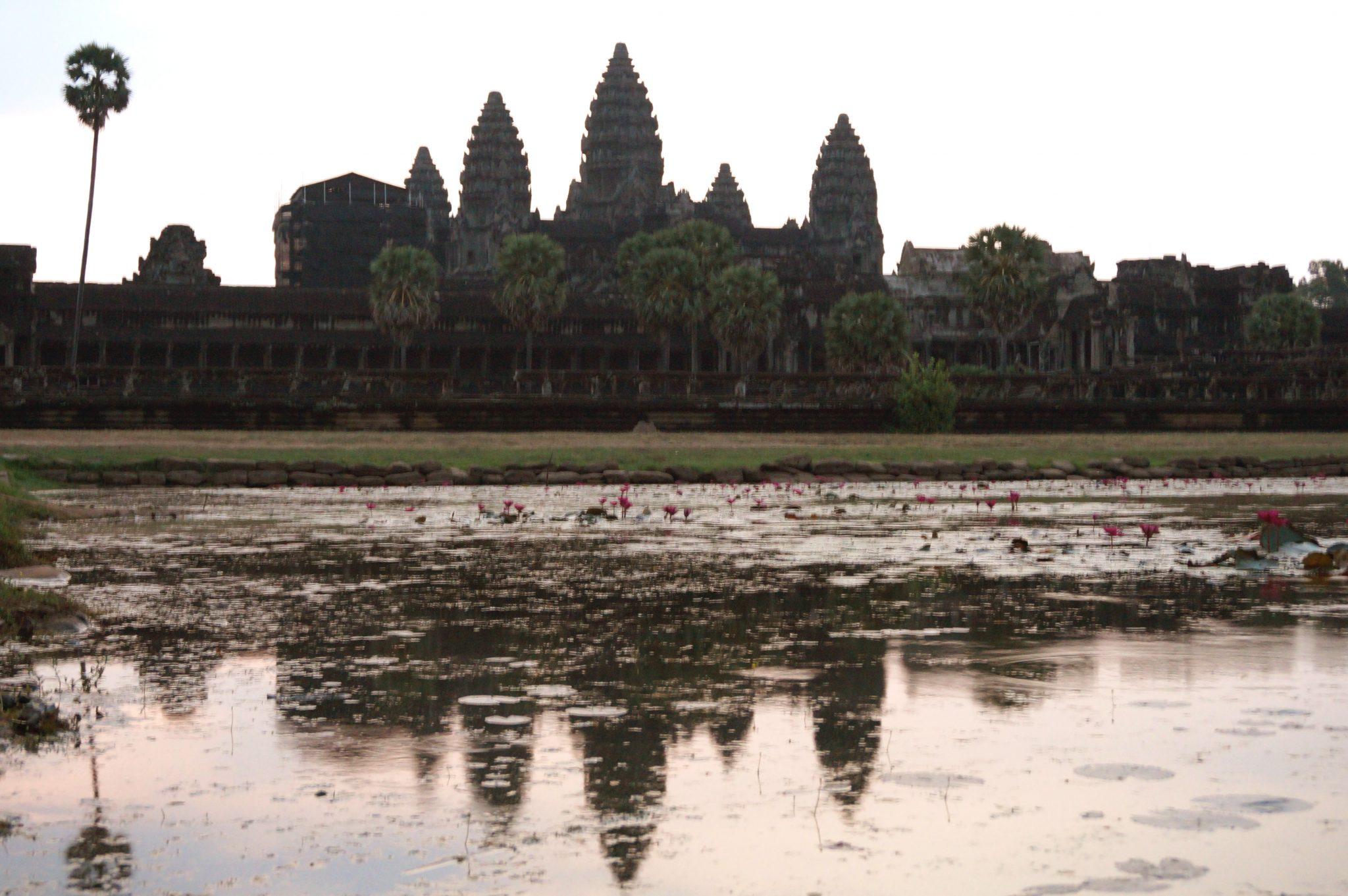 01 KAMBODZA - Kambodża