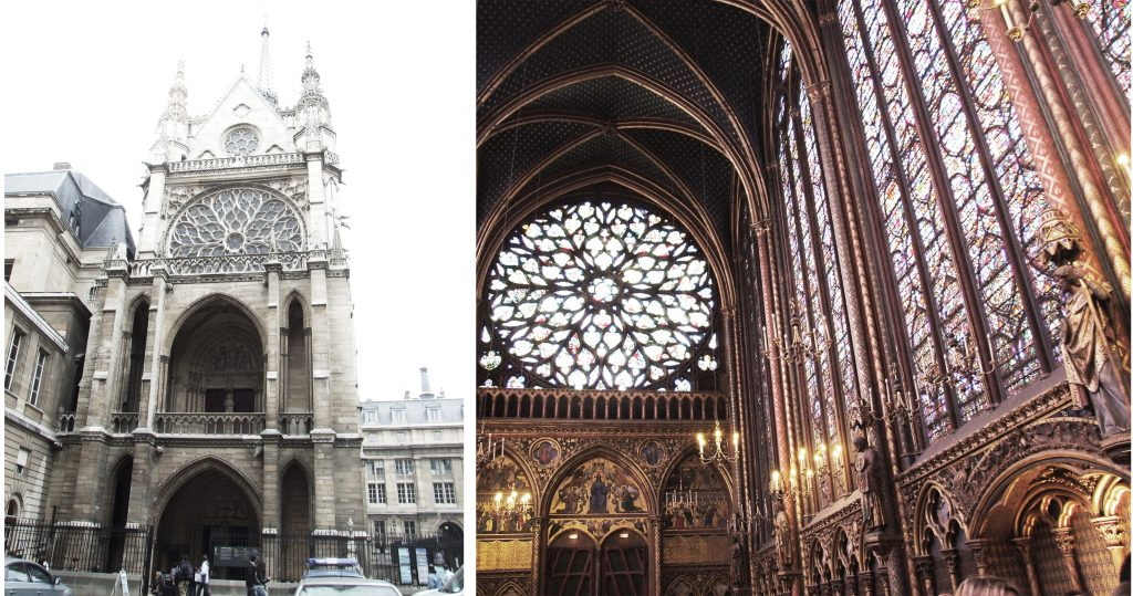 01 saint chapell 1024x539 - Paryż