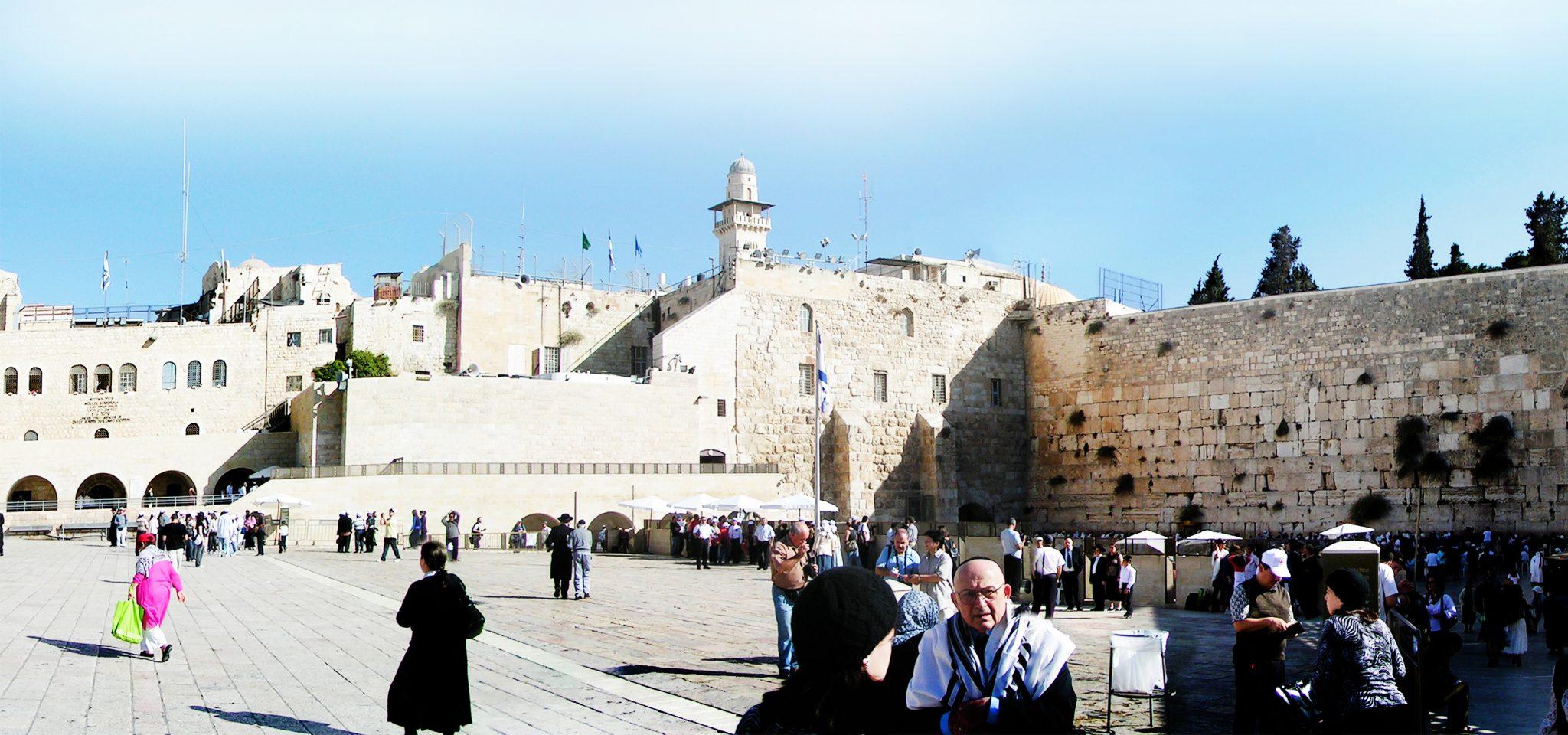 10 panorama 3 - Izrael