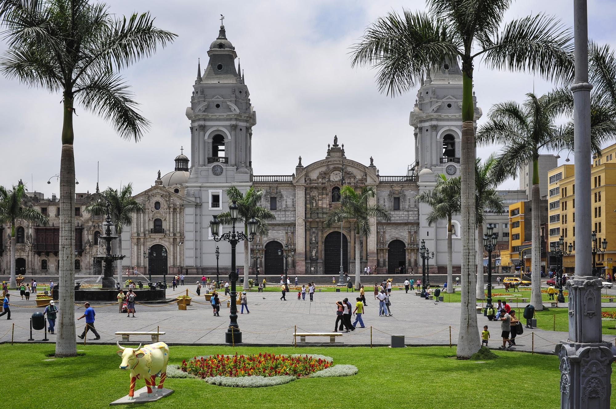 Depositphotos 50501607 l 2015 - Peru- kraj Inków- informacje ogólne