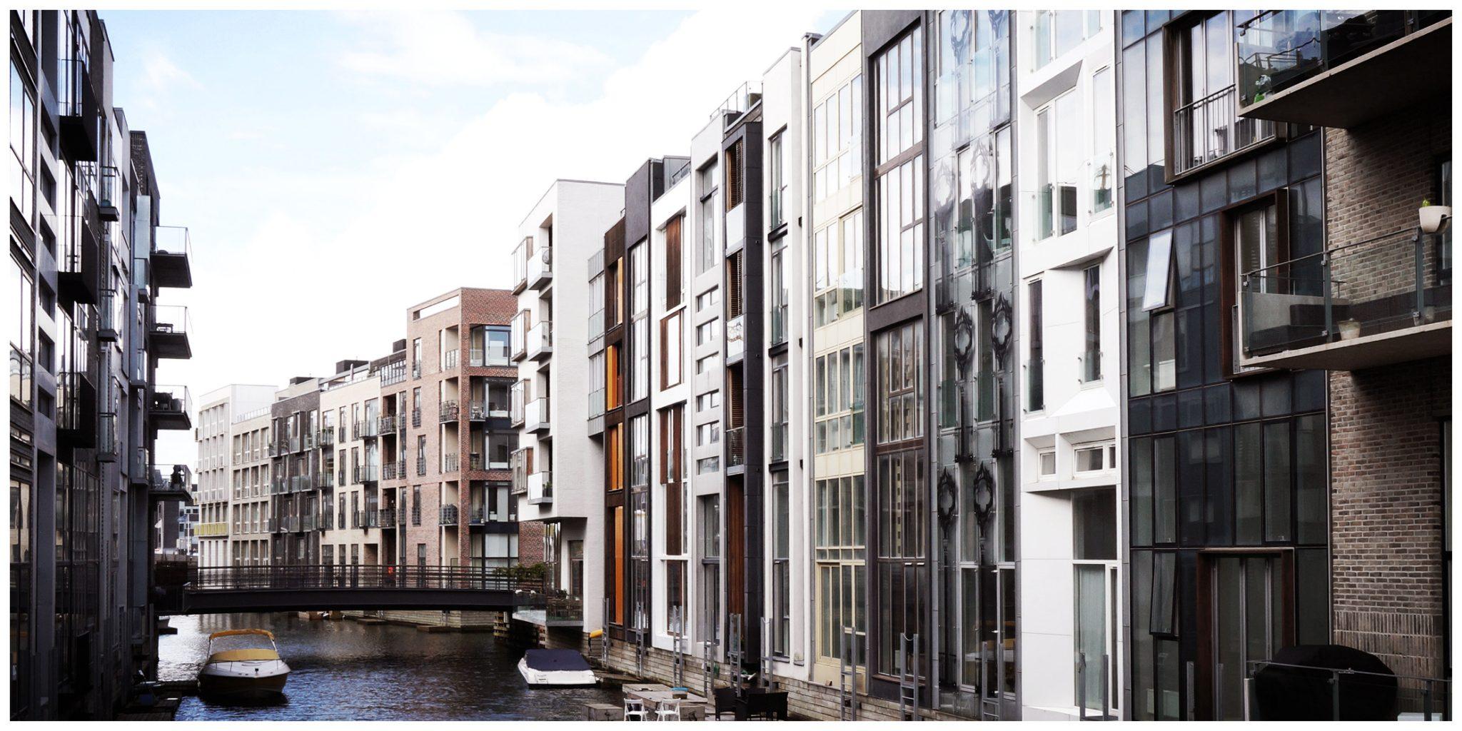 Sluseholmen 2hplus x1 - Kopenhaga - Architour