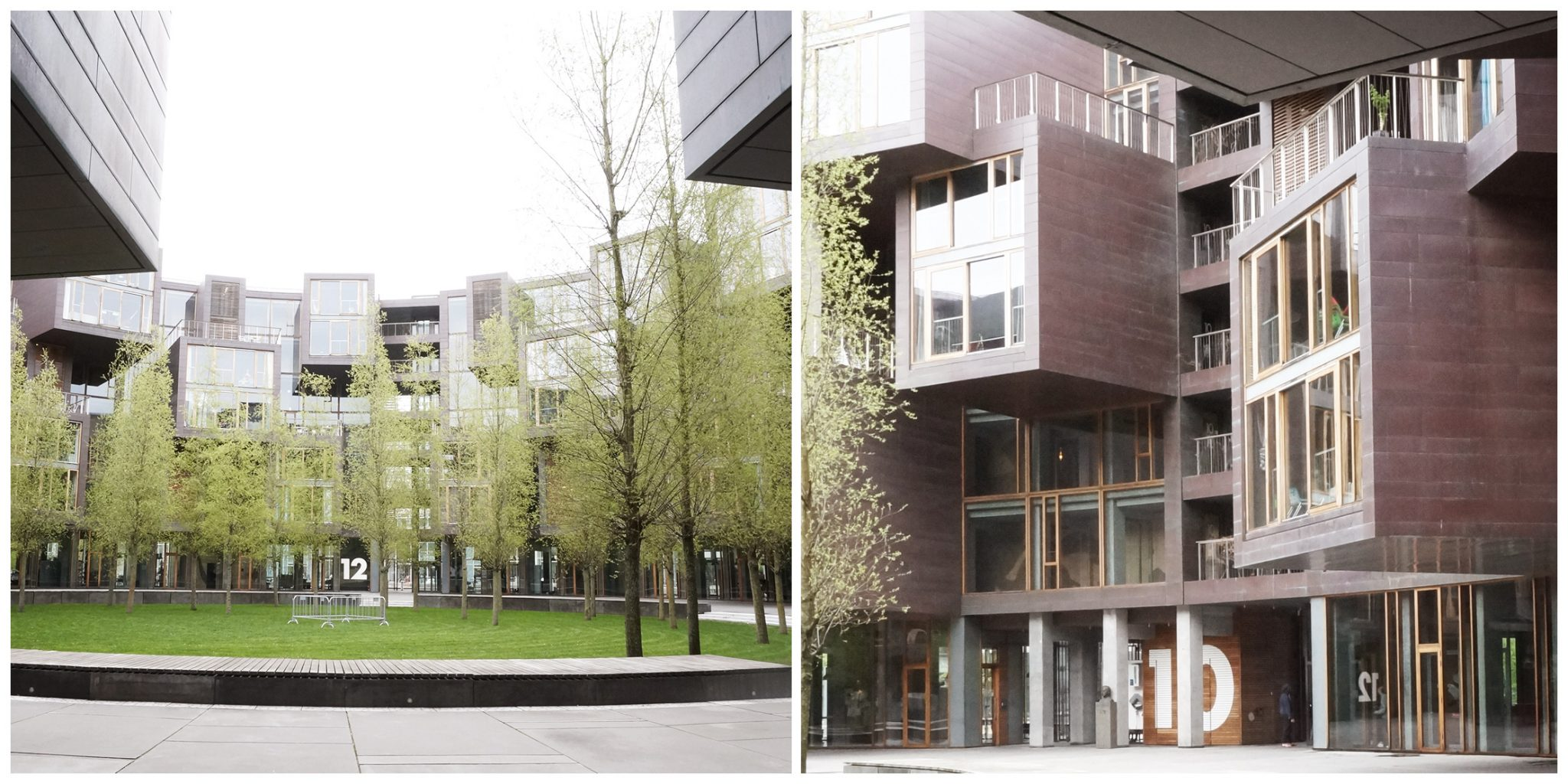 akademik 2hplus x2 - Kopenhaga - Architour