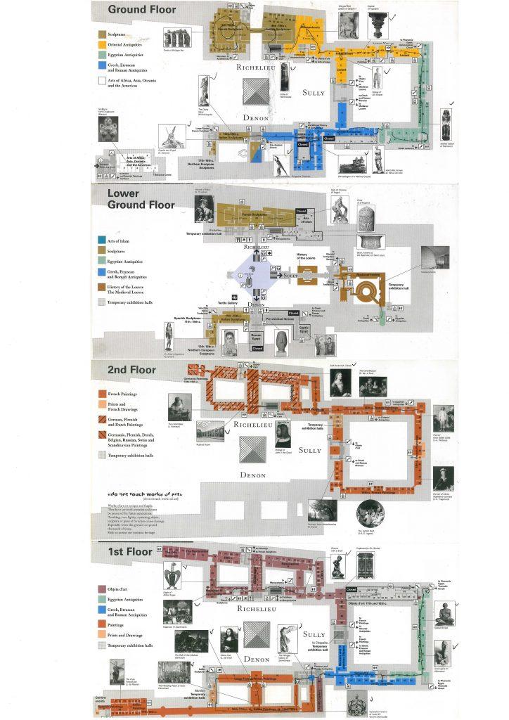 luwr mapa 724x1024 - Paryż