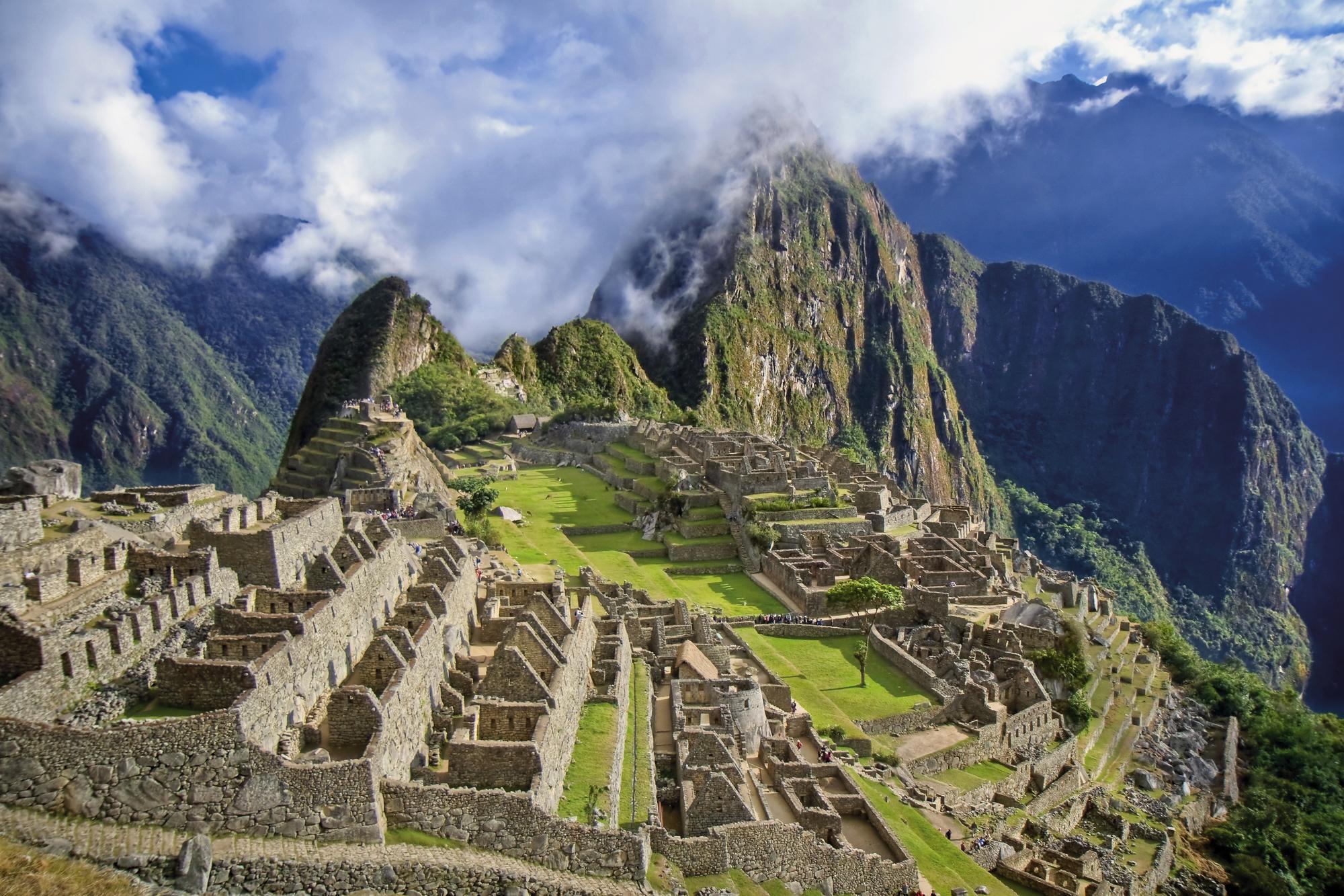 machu picchu - Peru- kraj Inków- informacje ogólne