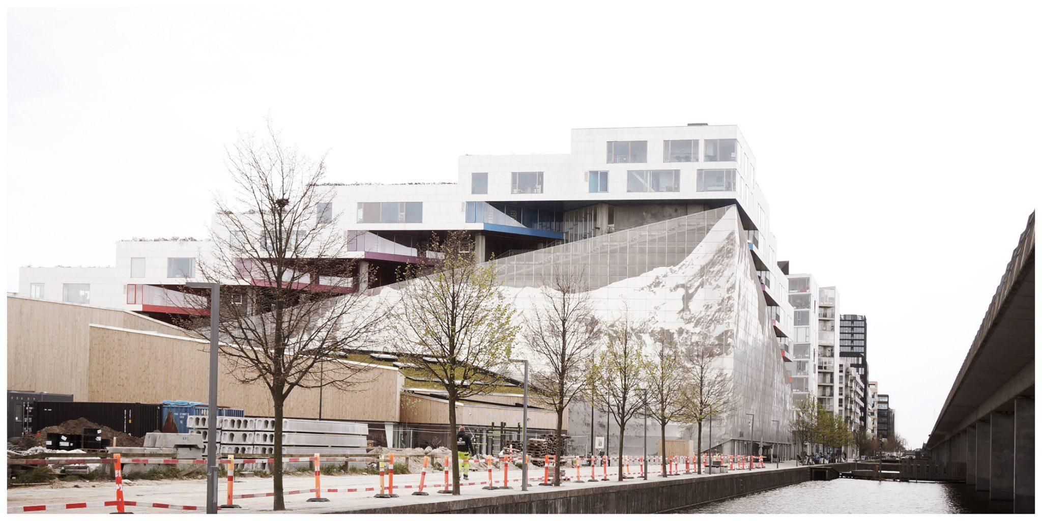 mountain 2hplus x2 - Kopenhaga - Architour