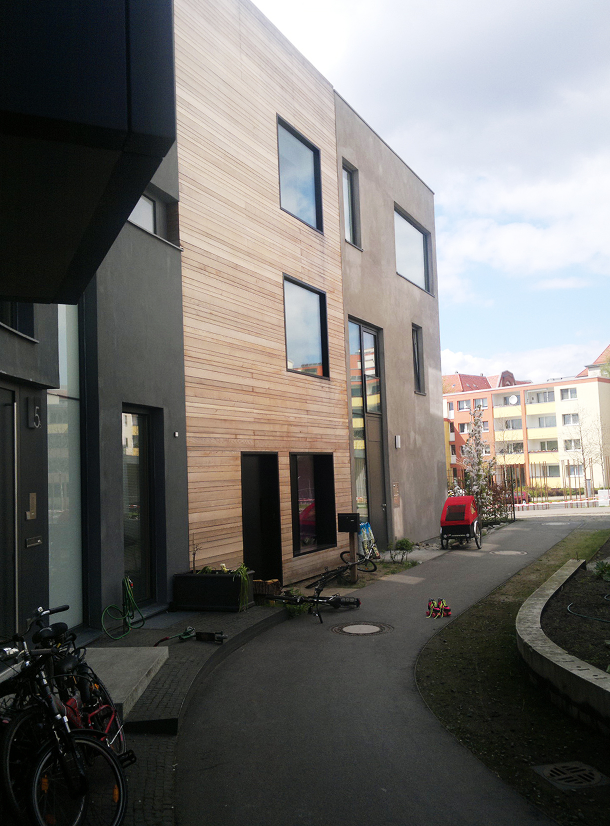 020 berlin mieszkaniowka - Berlin - Architour