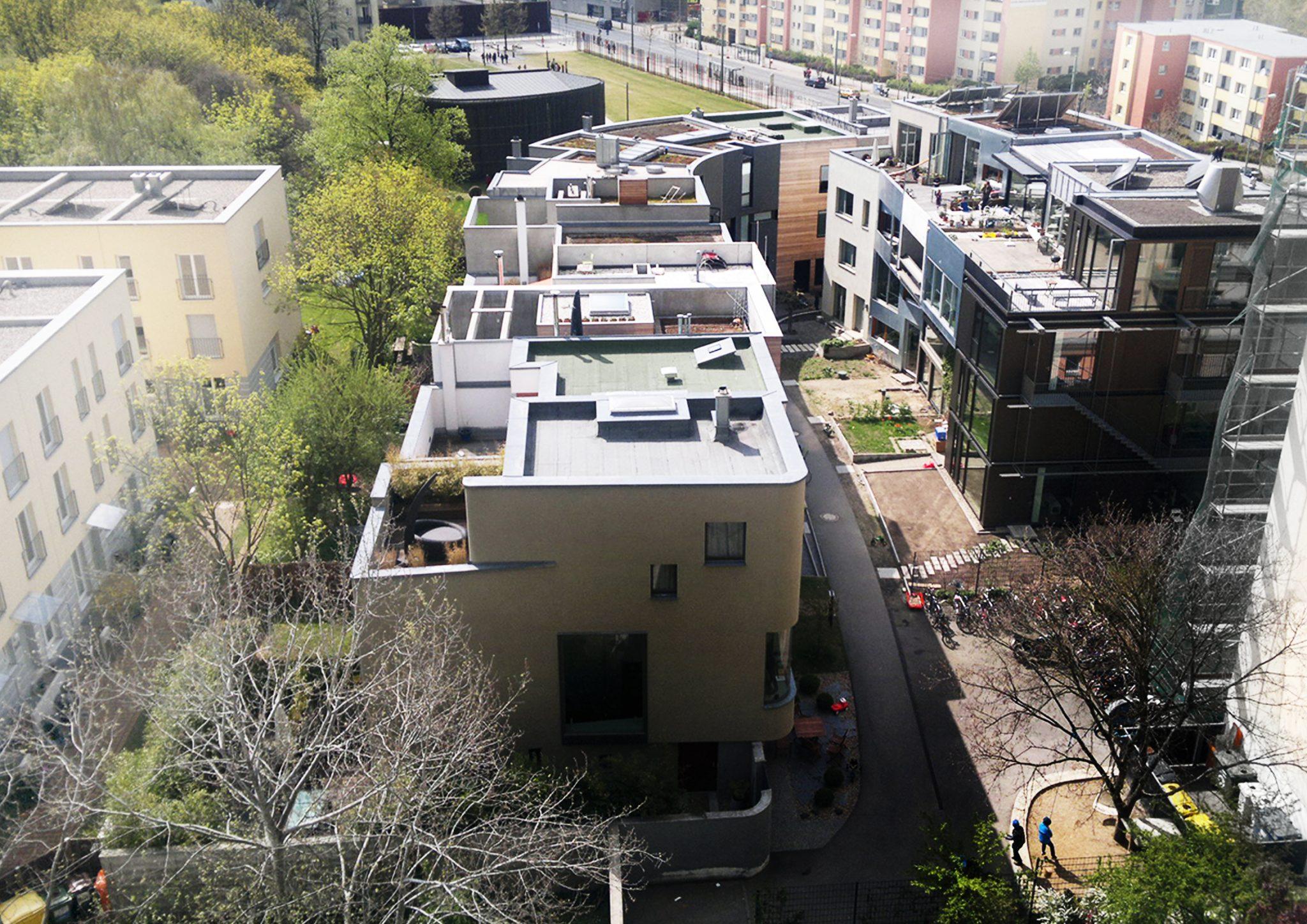 021 berlin mieszkaniowka - Berlin - Architour