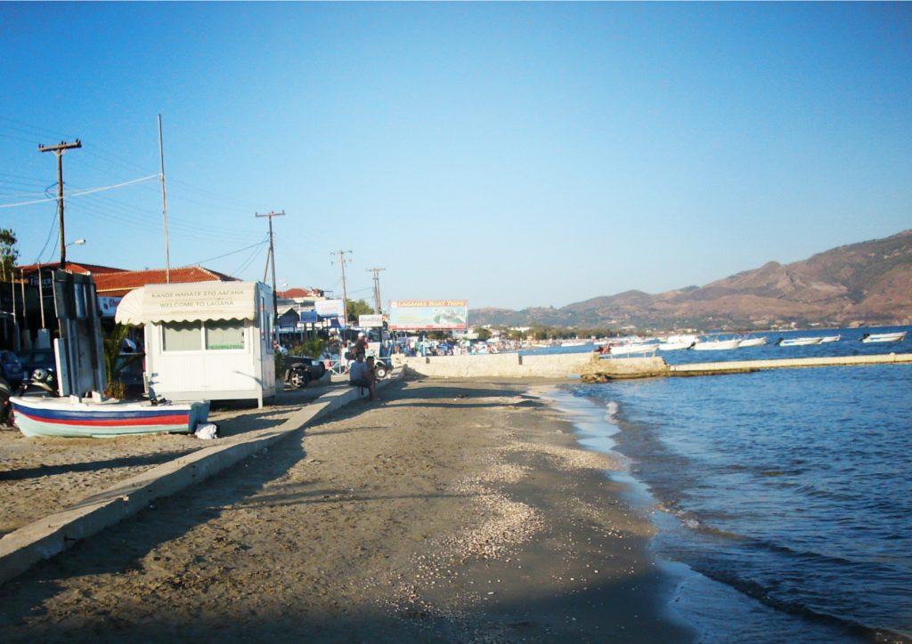 02 lagos plaza 1024x724 - Zakynthos
