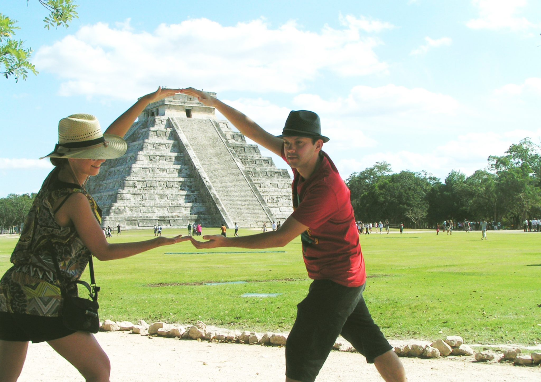 Chichen itza 1 - Meksyk śladami Majów