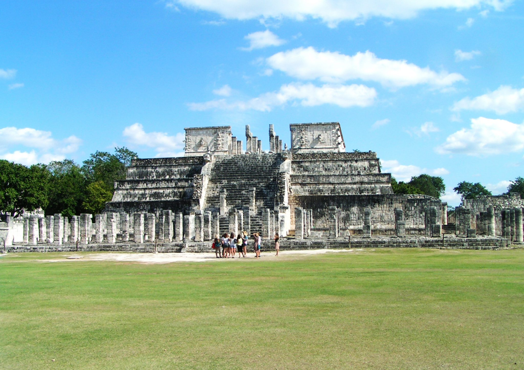 Chichen itza 3 - Meksyk śladami Majów