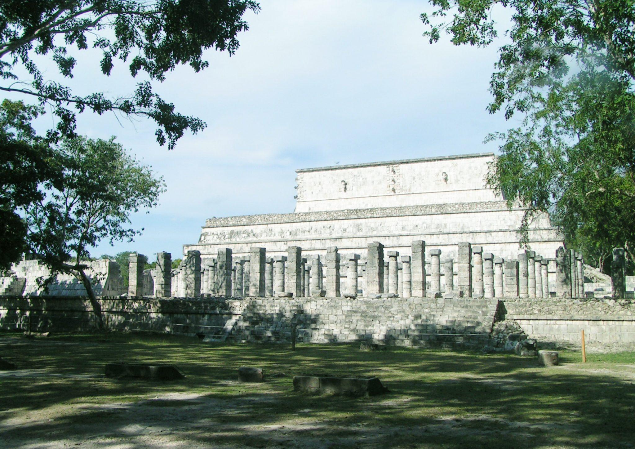 Chichen itza 4 - Meksyk śladami Majów
