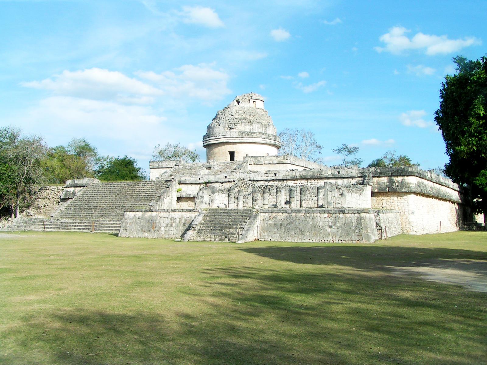 Chichen itza 5 - Meksyk śladami Majów