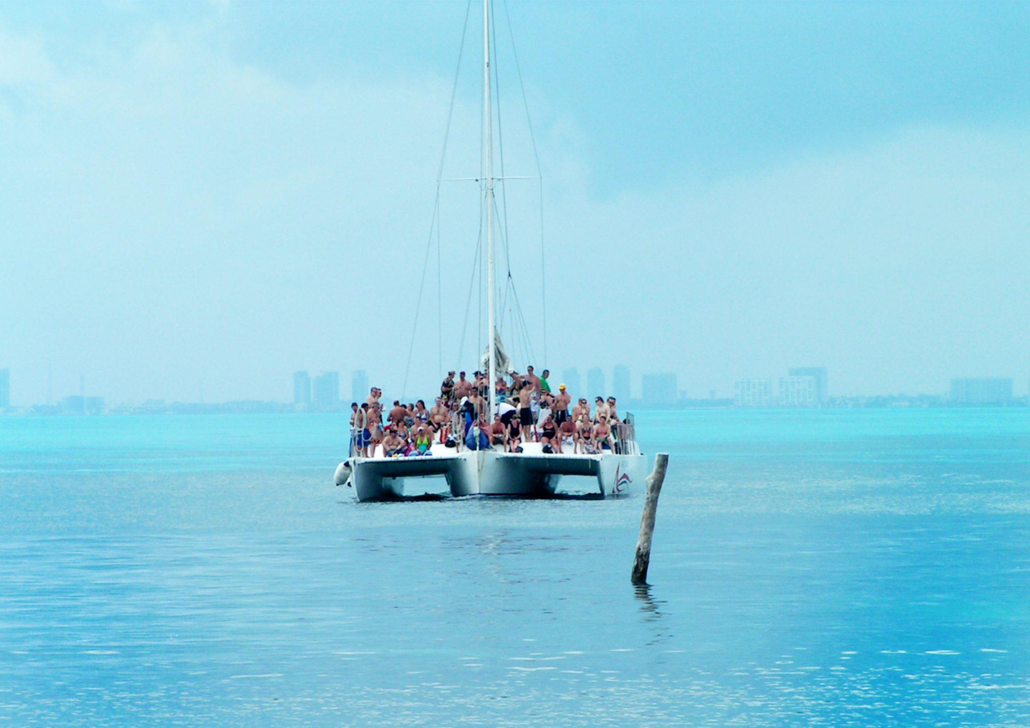 IslaMujeres15 - Meksyk - Jukatan - plaże i cenoty