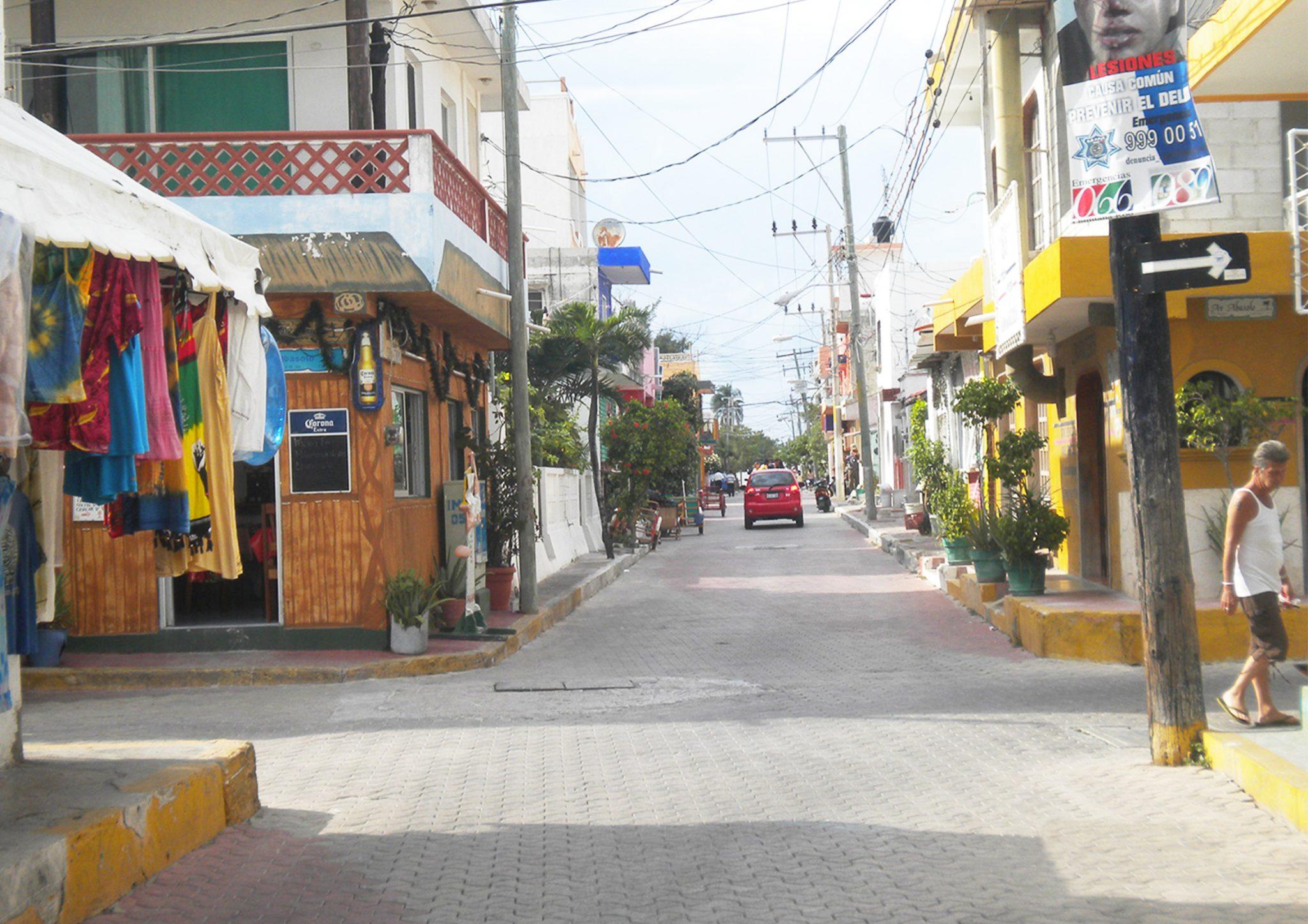IslaMujeres19 - Meksyk - Jukatan - plaże i cenoty