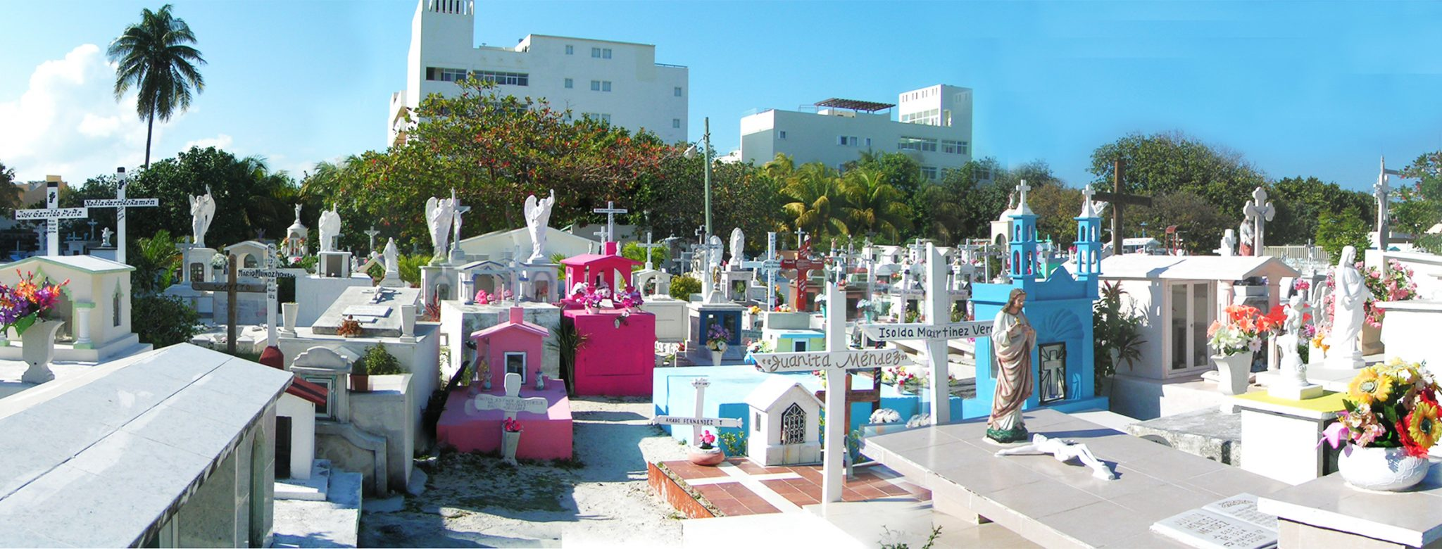 IslaMujeres2 - Meksyk - Jukatan - plaże i cenoty