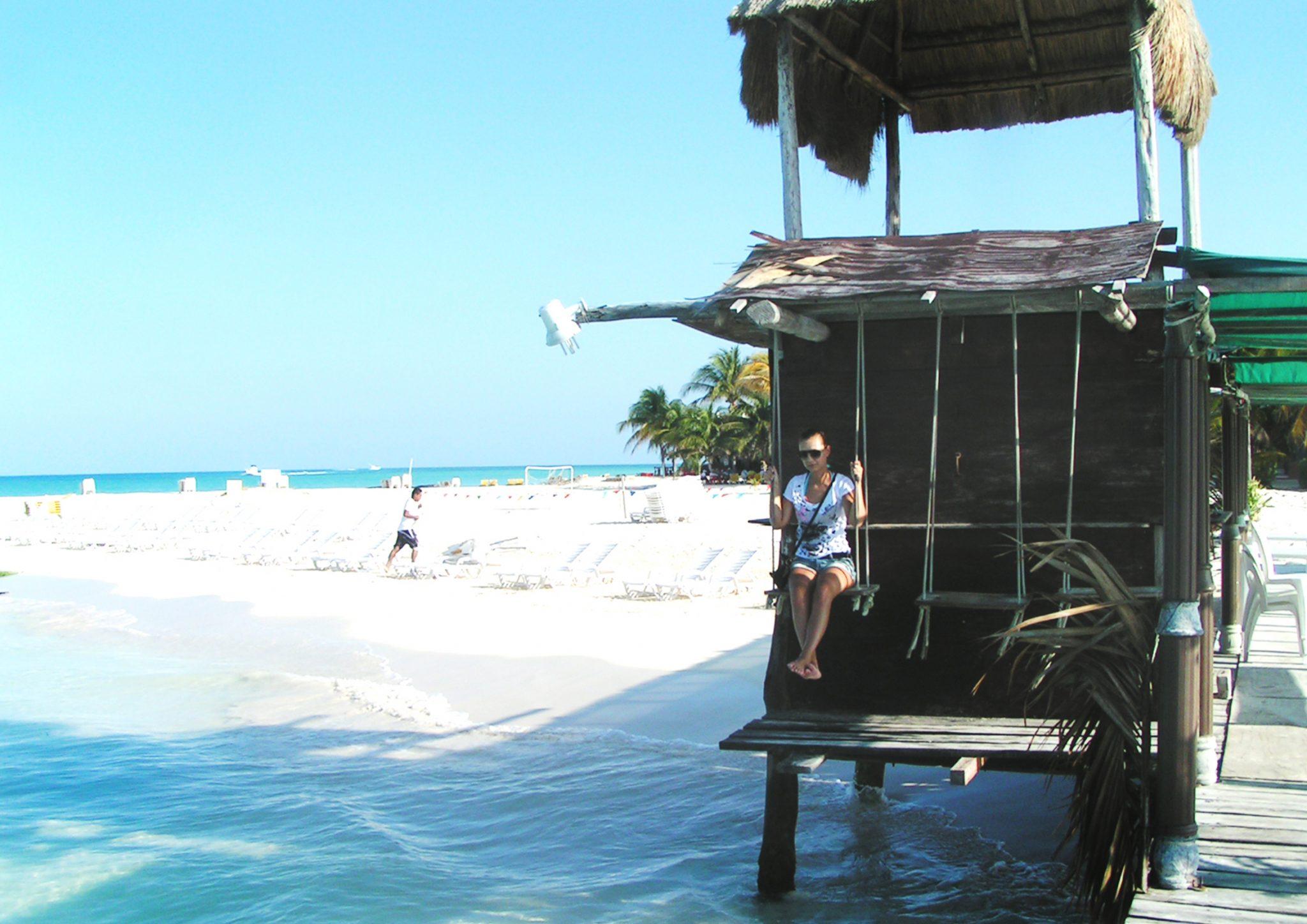 IslaMujeres3 - Meksyk - Jukatan - plaże i cenoty