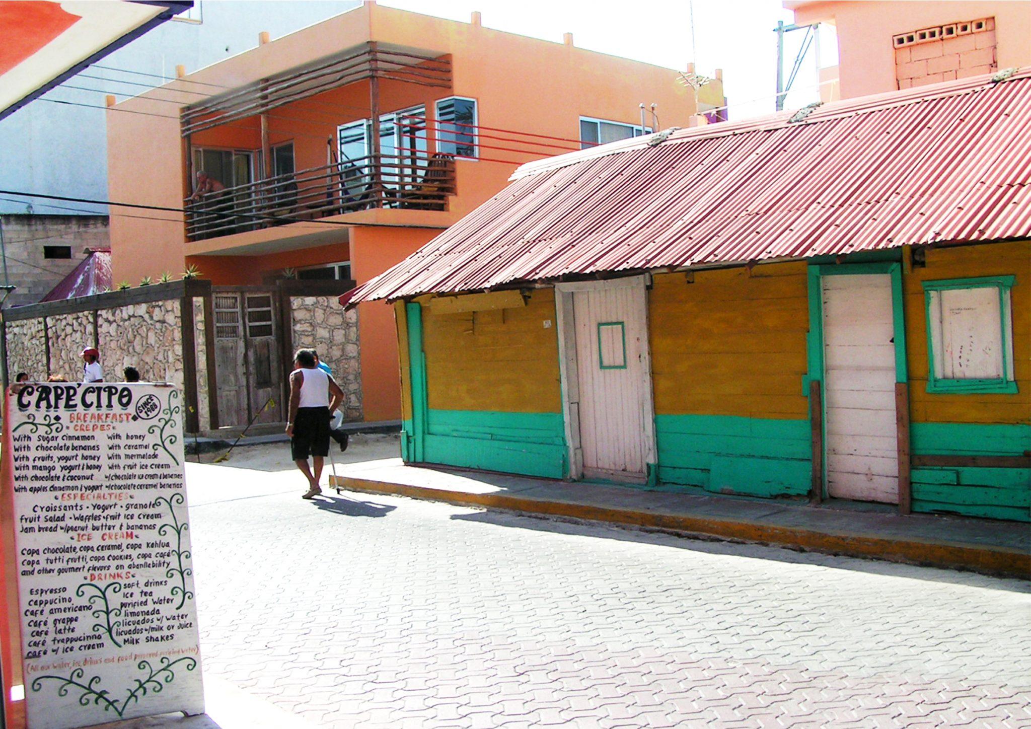 IslaMujeres5 - Meksyk - Jukatan - plaże i cenoty