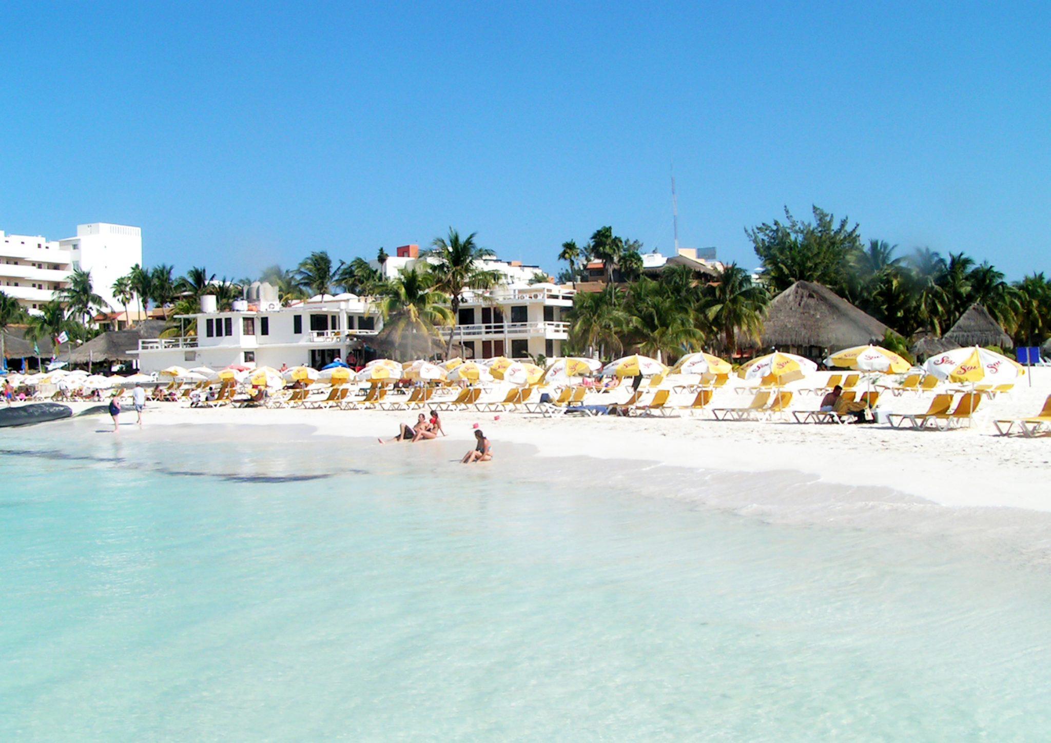 IslaMujeres6 - Meksyk - Jukatan - plaże i cenoty