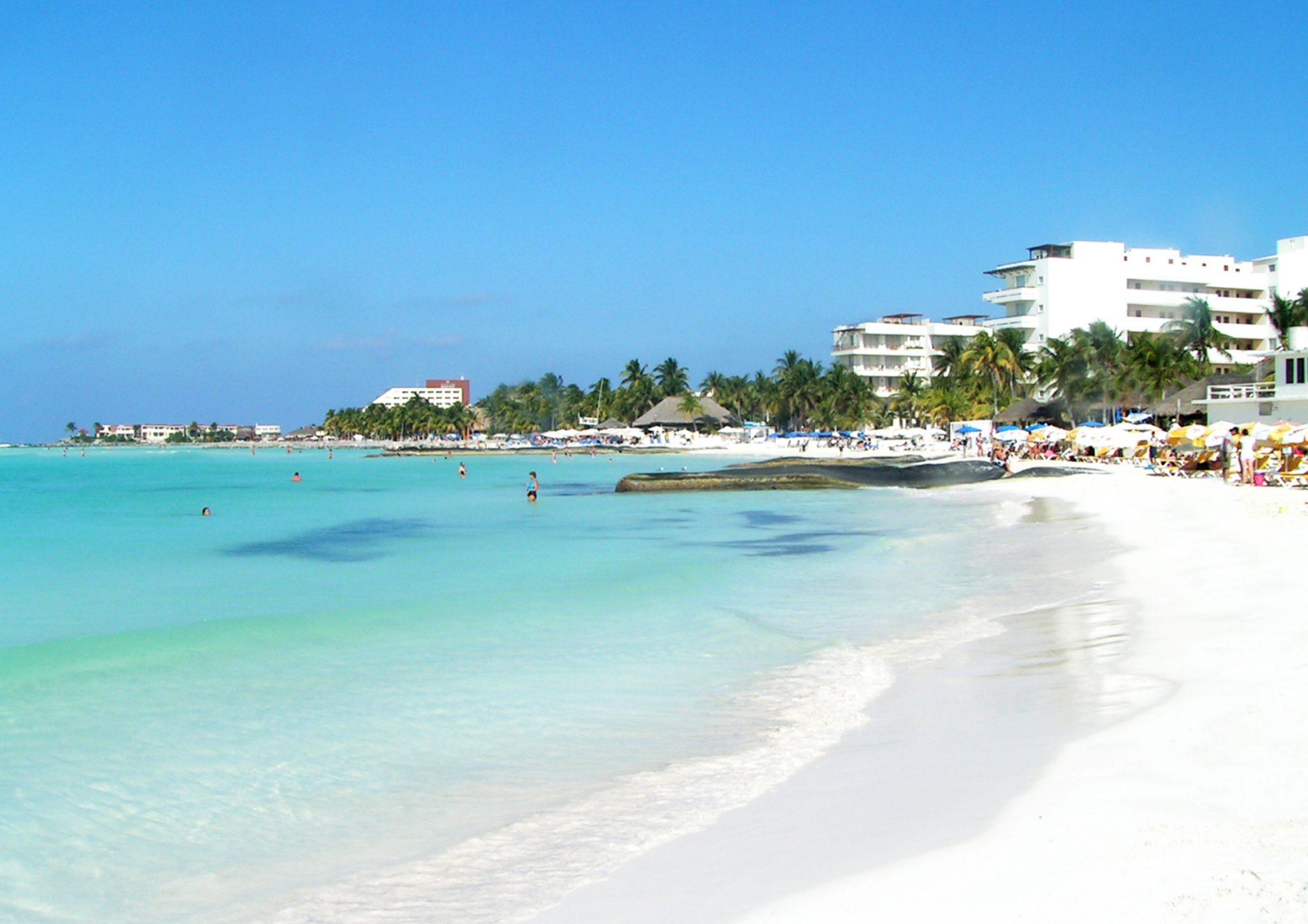 IslaMujeres7 - Meksyk - Jukatan - plaże i cenoty