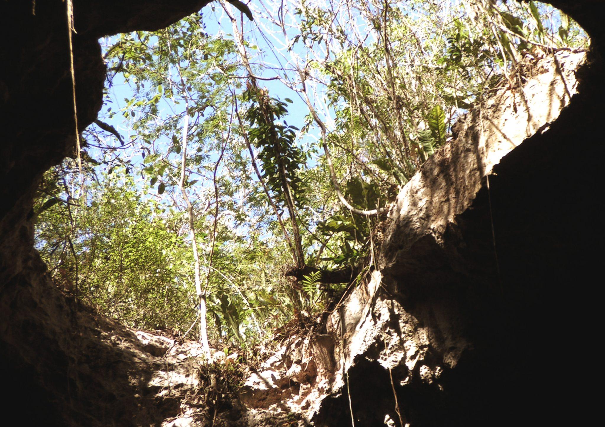 Jaskinia Luliana2 - Meksyk - Jukatan - plaże i cenoty