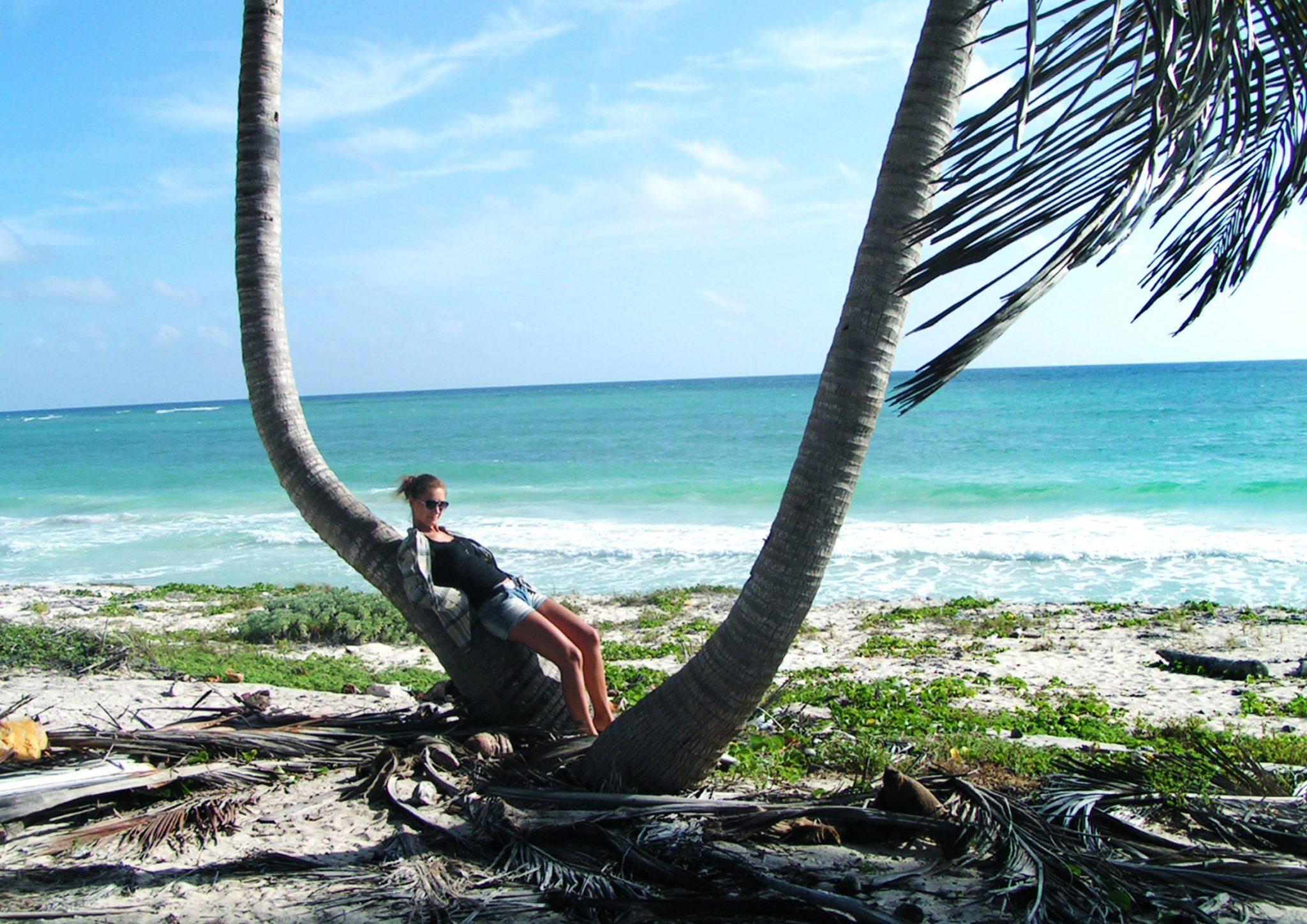 Punta Allen11 - Meksyk - Jukatan - plaże i cenoty