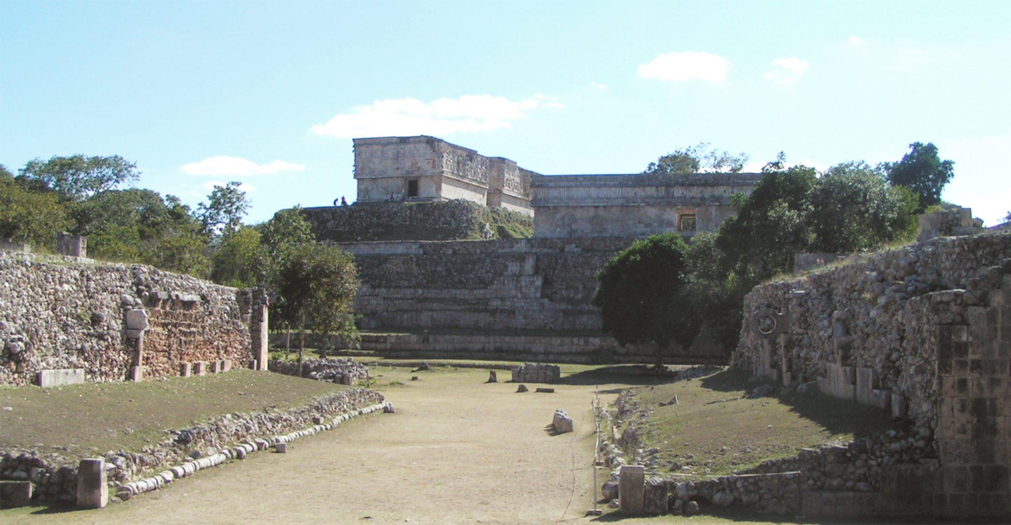 Uxmal3 - Meksyk śladami Majów