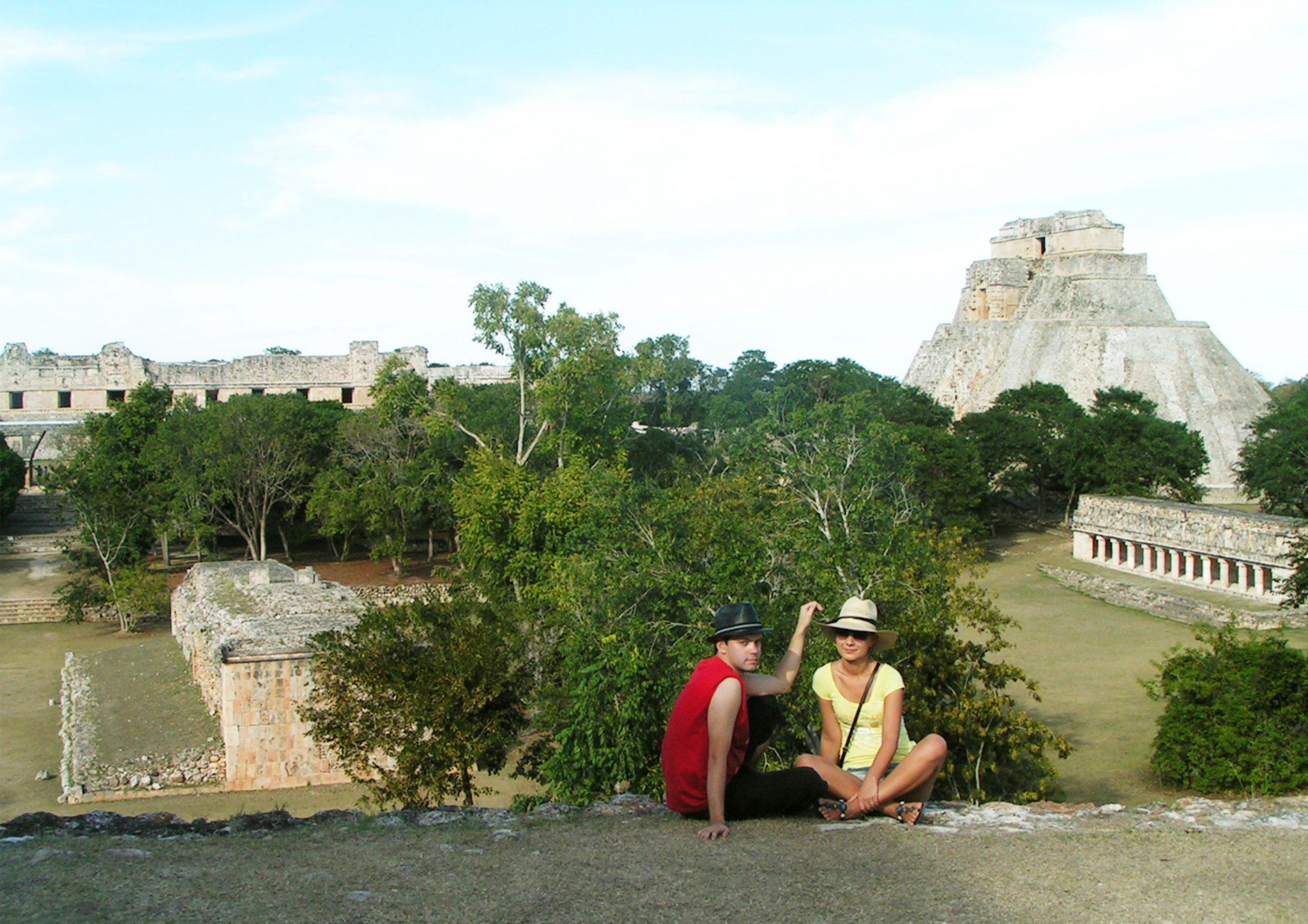 Uxmal4 - Meksyk śladami Majów
