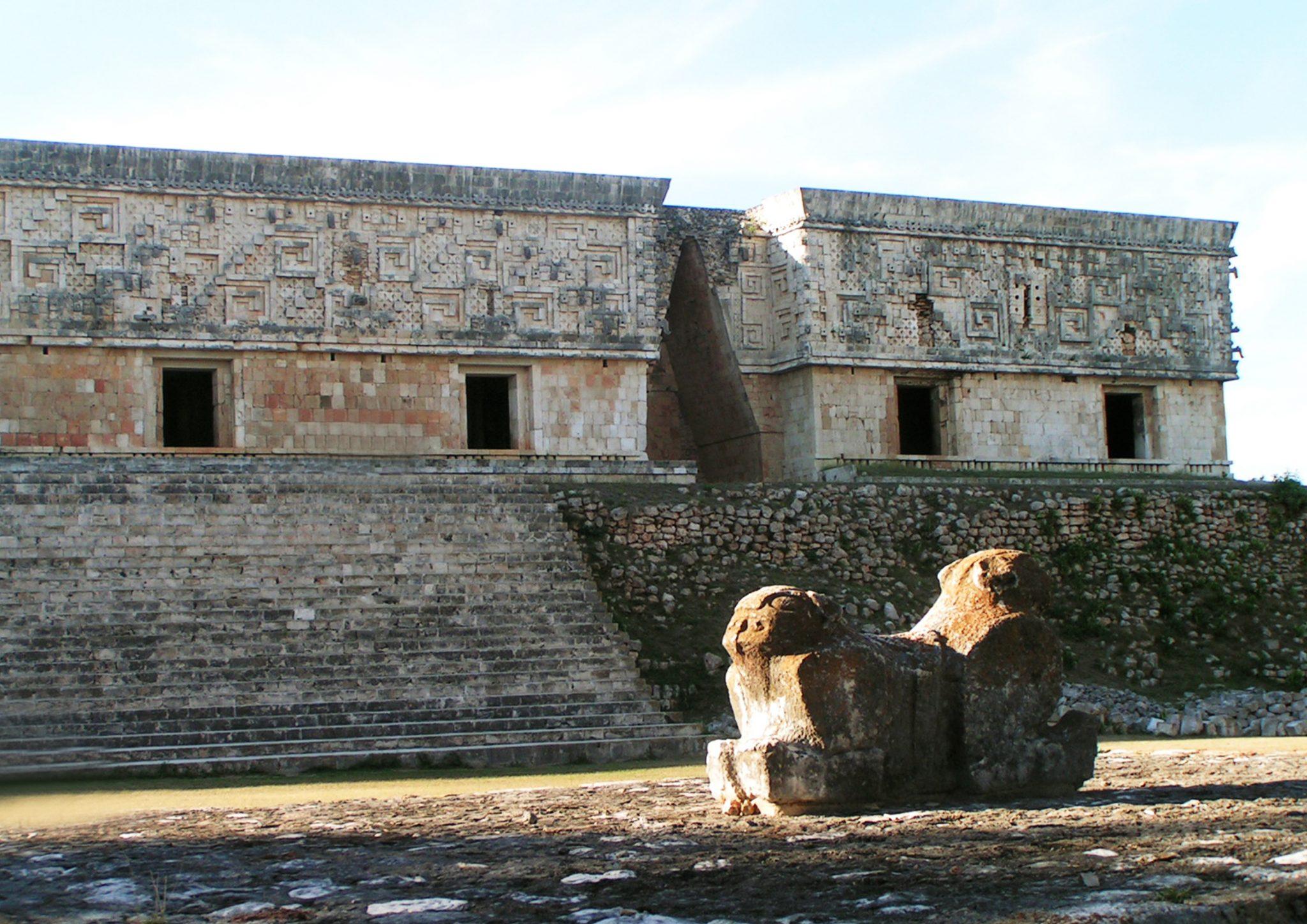 Uxmal6 - Meksyk śladami Majów