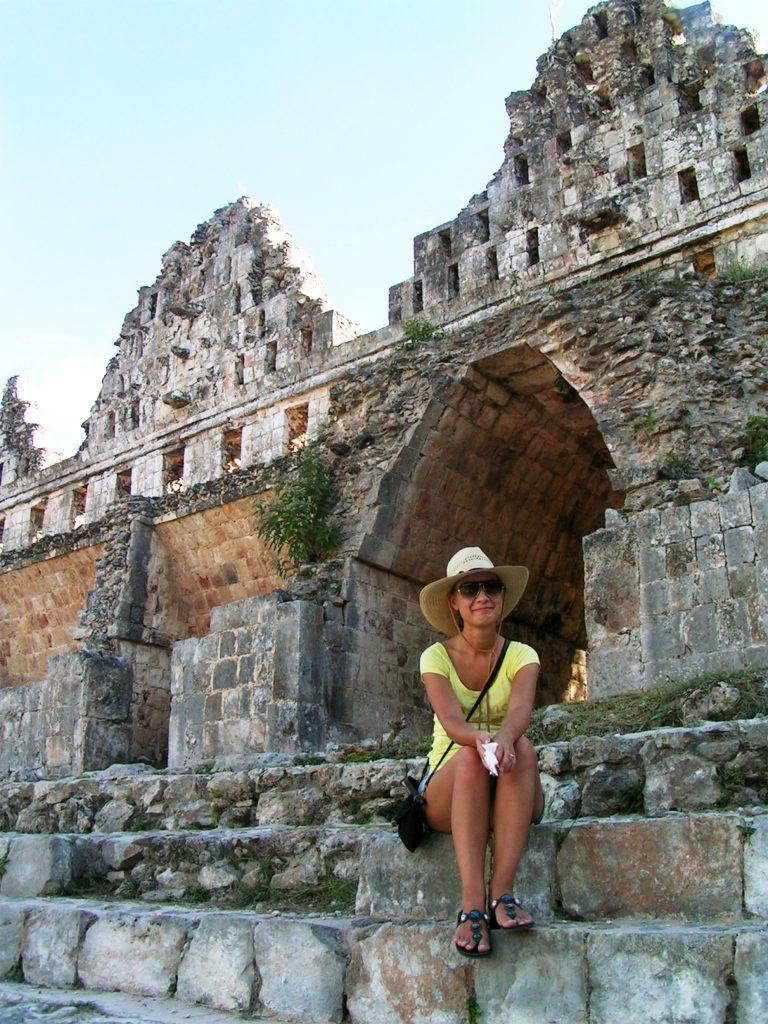 Uxmal7 768x1024 - Meksyk śladami Majów