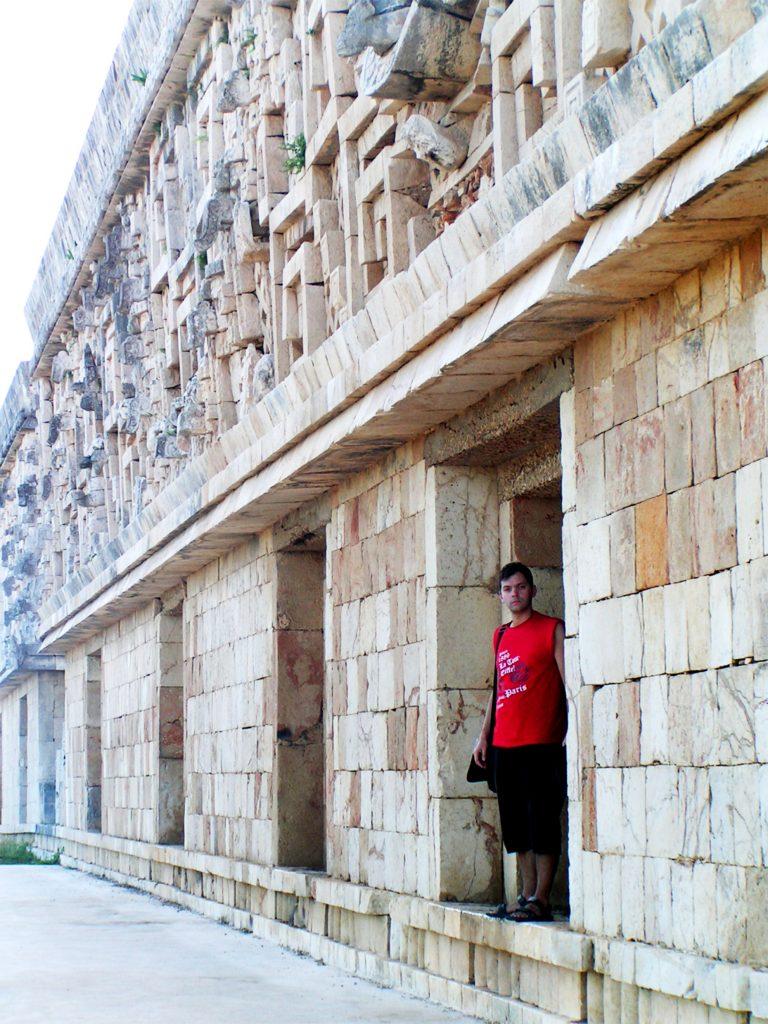 Uxmal8 768x1024 - Meksyk śladami Majów
