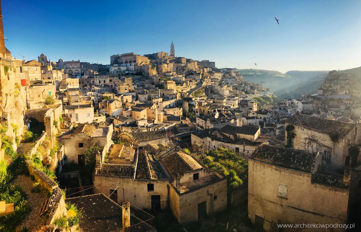 03 MATERA - Południe Włoch