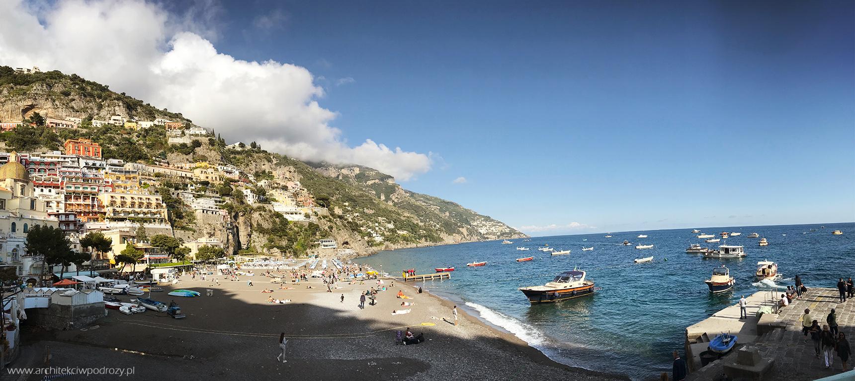 07 POSITANO - Południe Włoch