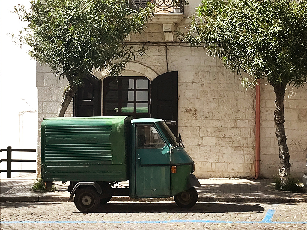 09 ostuni - Południe Włoch