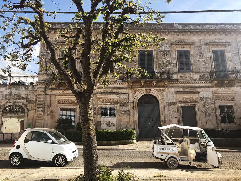 10 ostuni - Południe Włoch