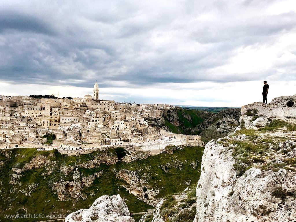 12 MATERA - Południe Włoch