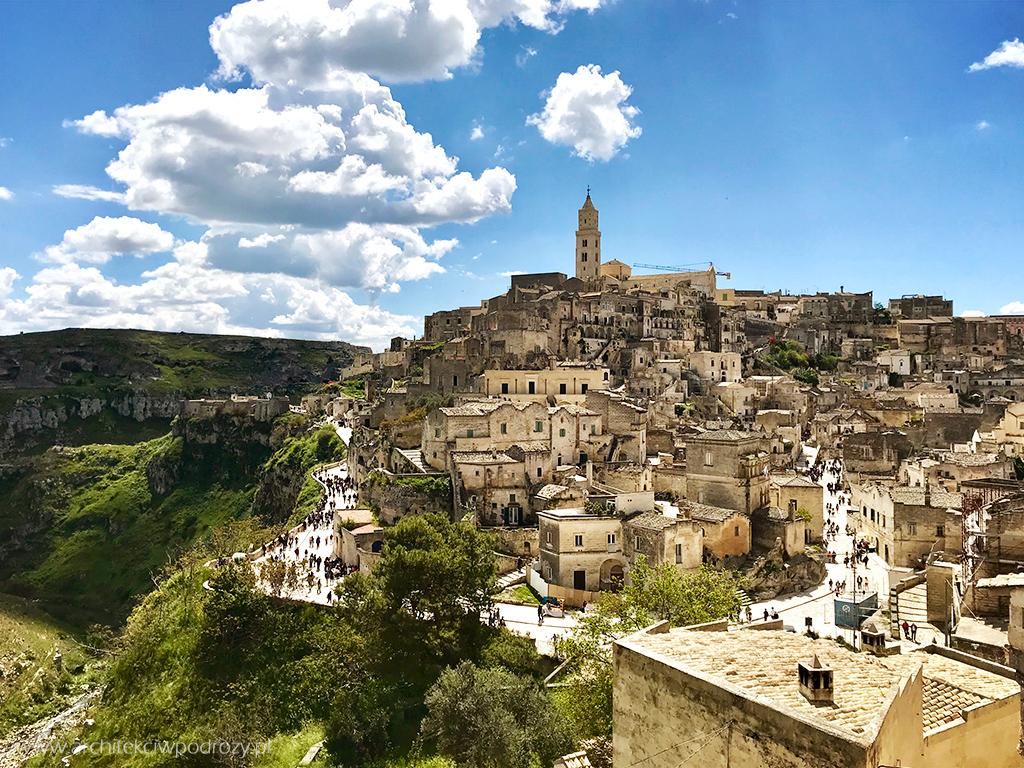13 MATERA - Południe Włoch