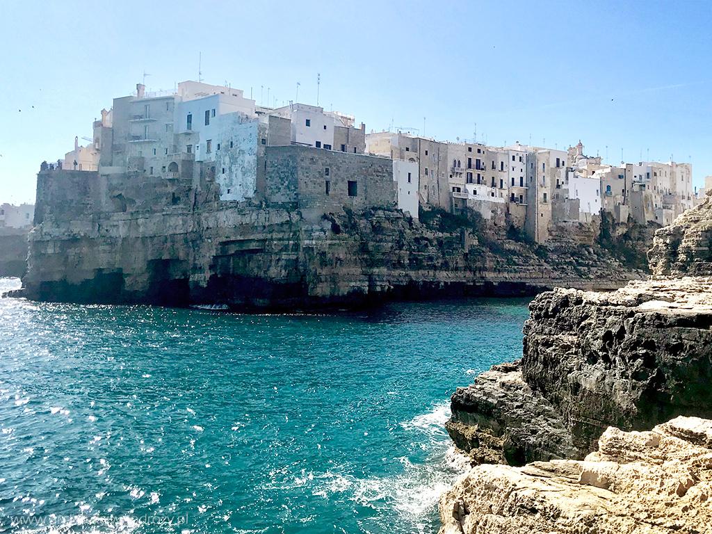 13 polignano - Południe Włoch