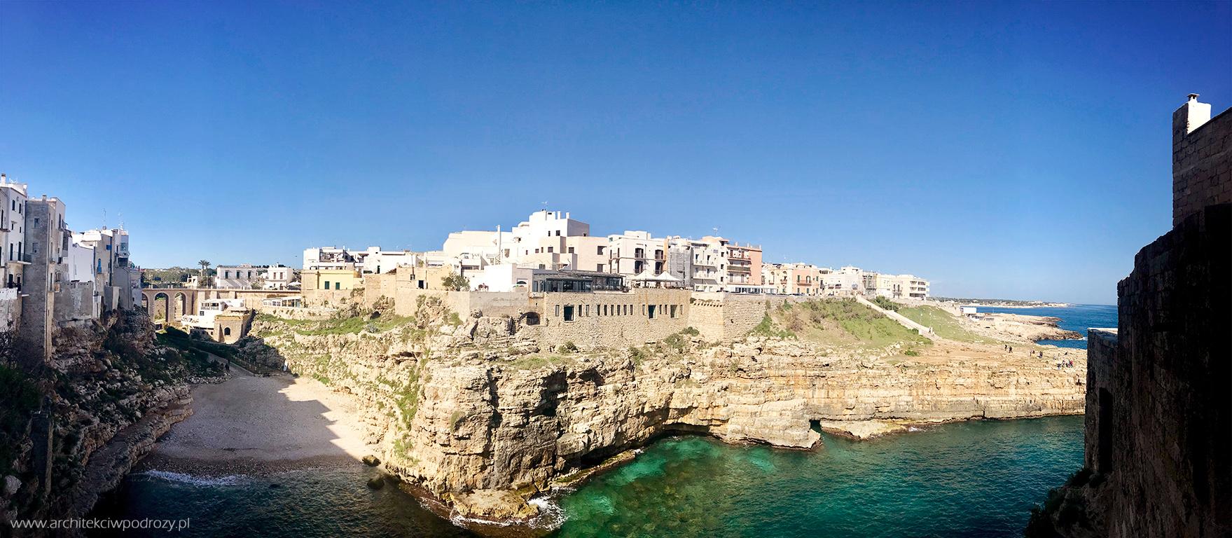14 polignano - Południe Włoch