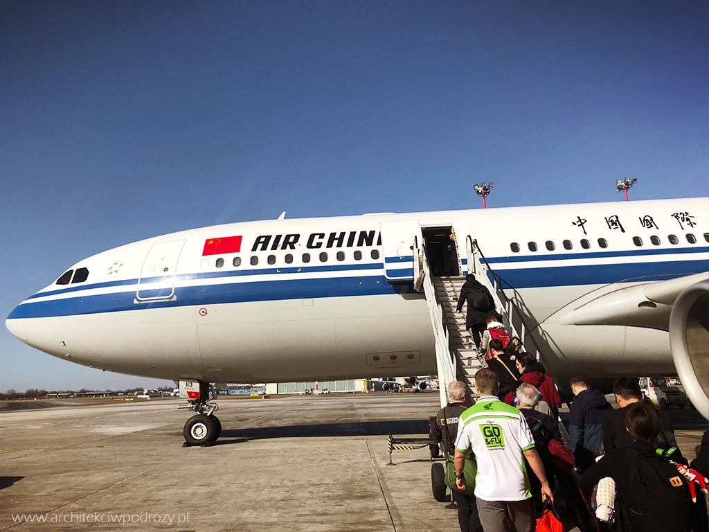 005 airchina - Myanmar informacje ogóle