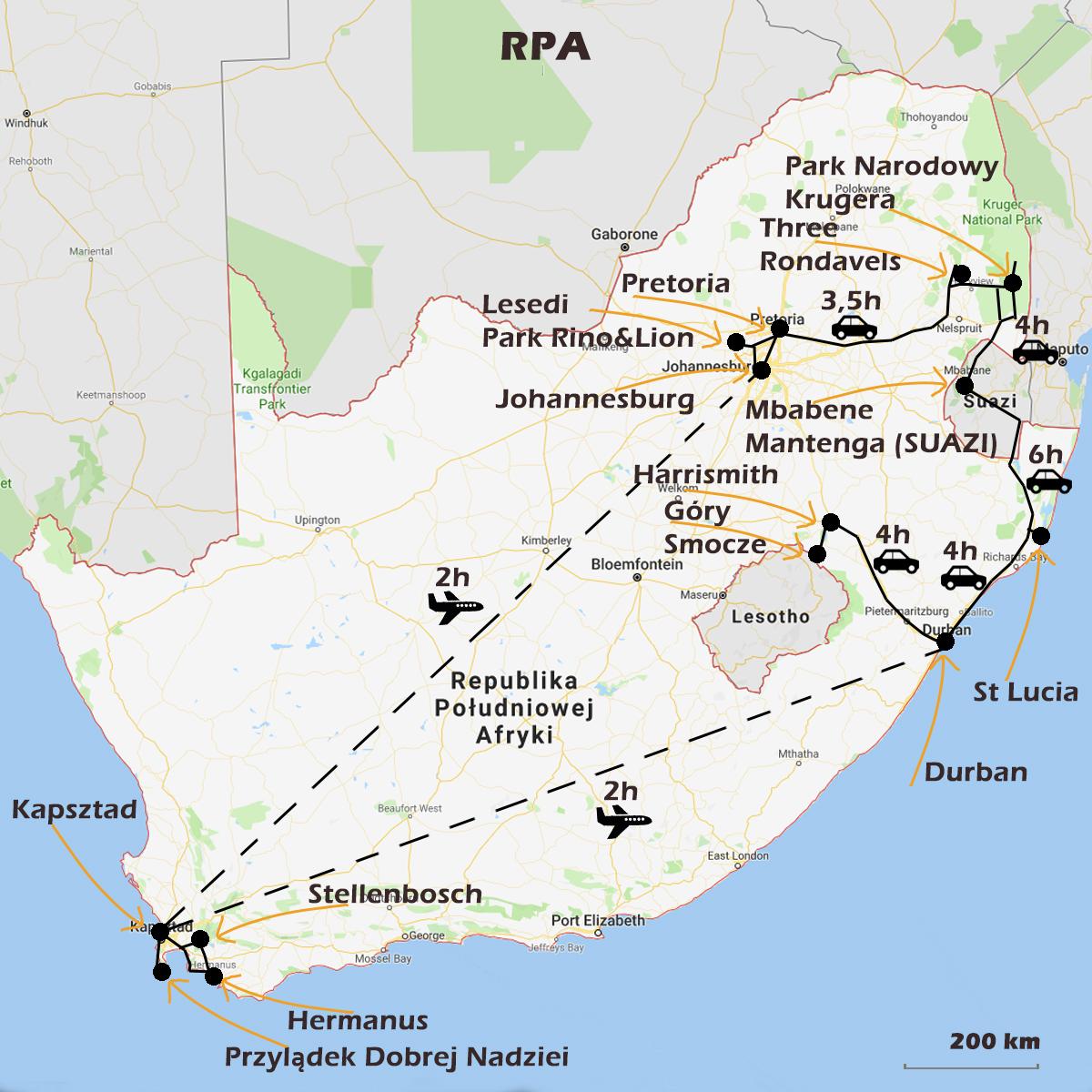01 rpa mapa - RPA- informacje ogólne