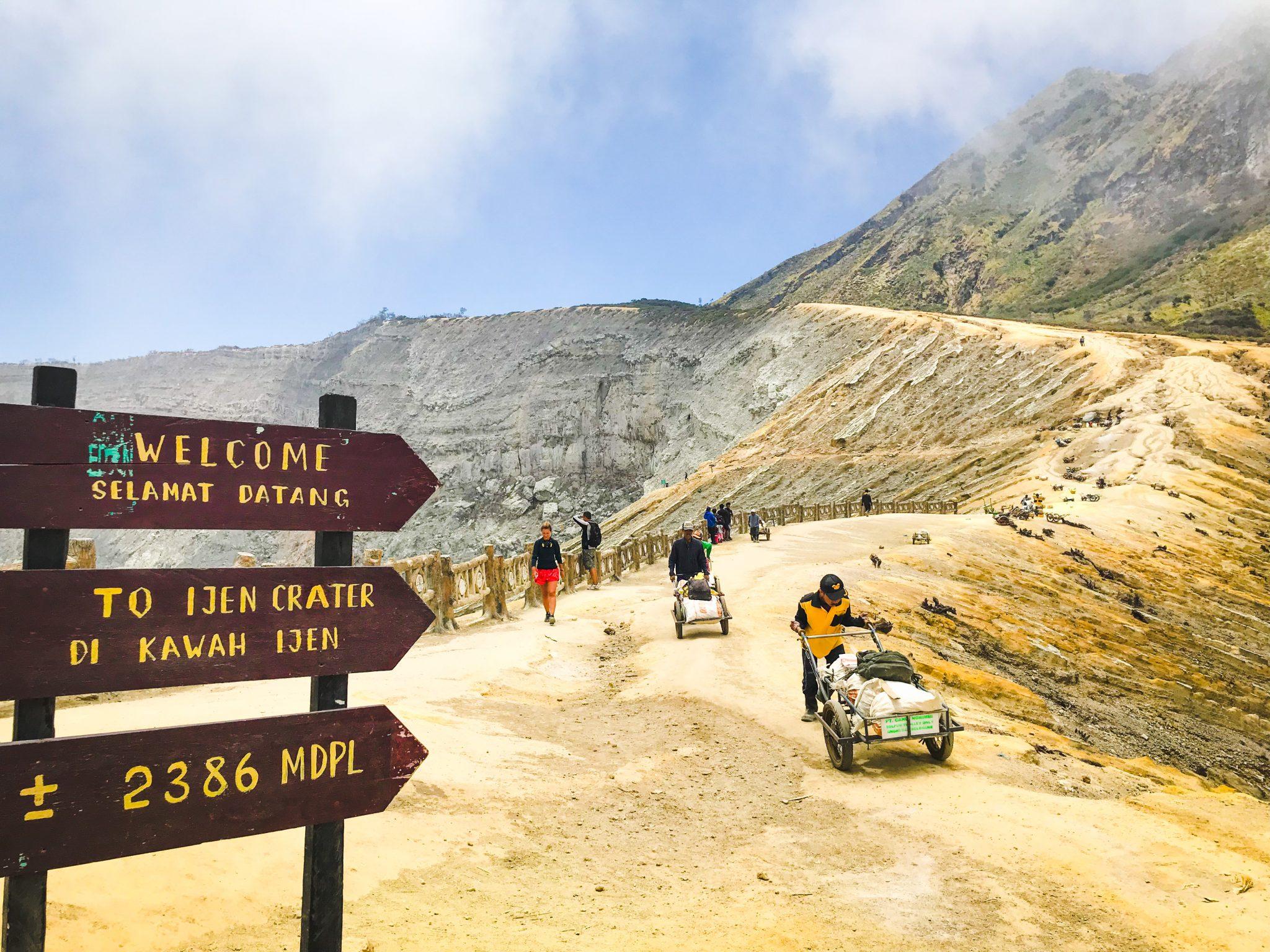 IMG 1332 - Jawa: wulkan Ijen, Bromo, Yogyakarta i świątynie