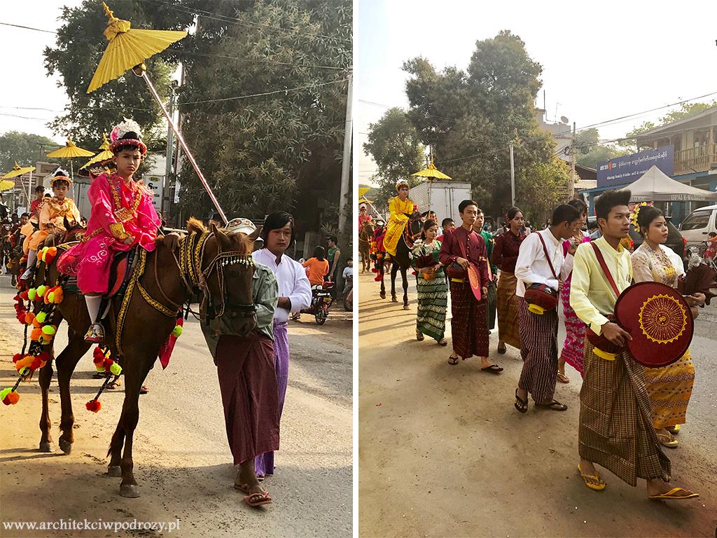 bagan faceci - Myanmar informacje ogóle