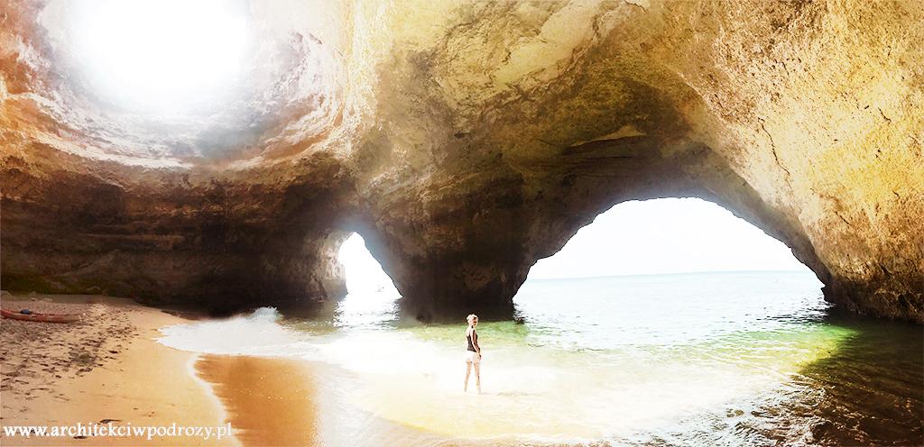 benagil2a - Portugalia-informacje ogólne i wybrzeże Algarve
