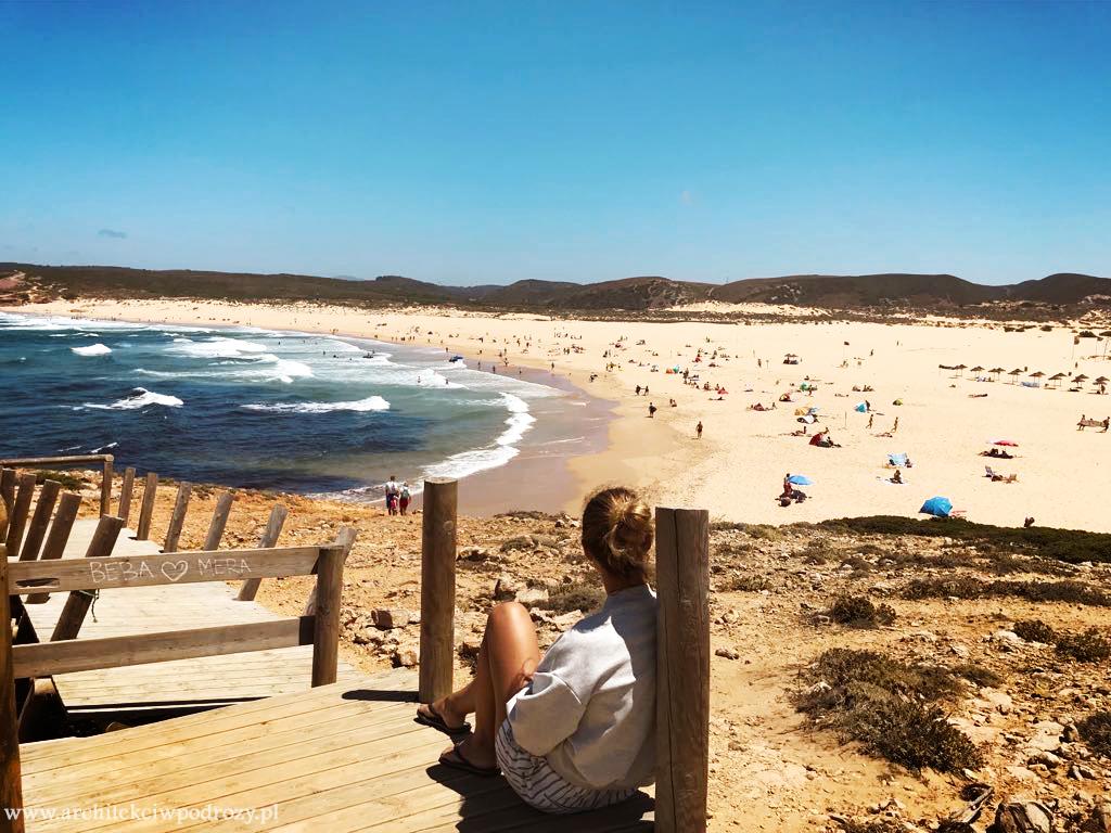 bordeira 2 - Portugalia-informacje ogólne i wybrzeże Algarve