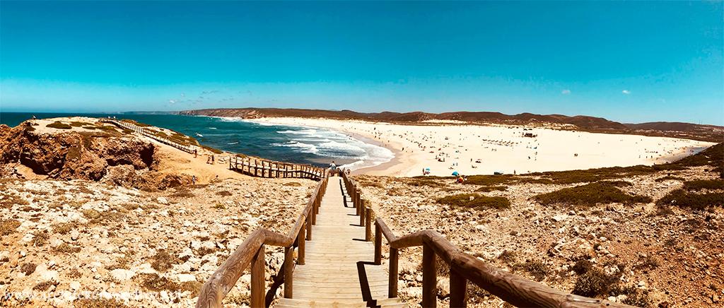 bordeira2 - Portugalia-informacje ogólne i wybrzeże Algarve