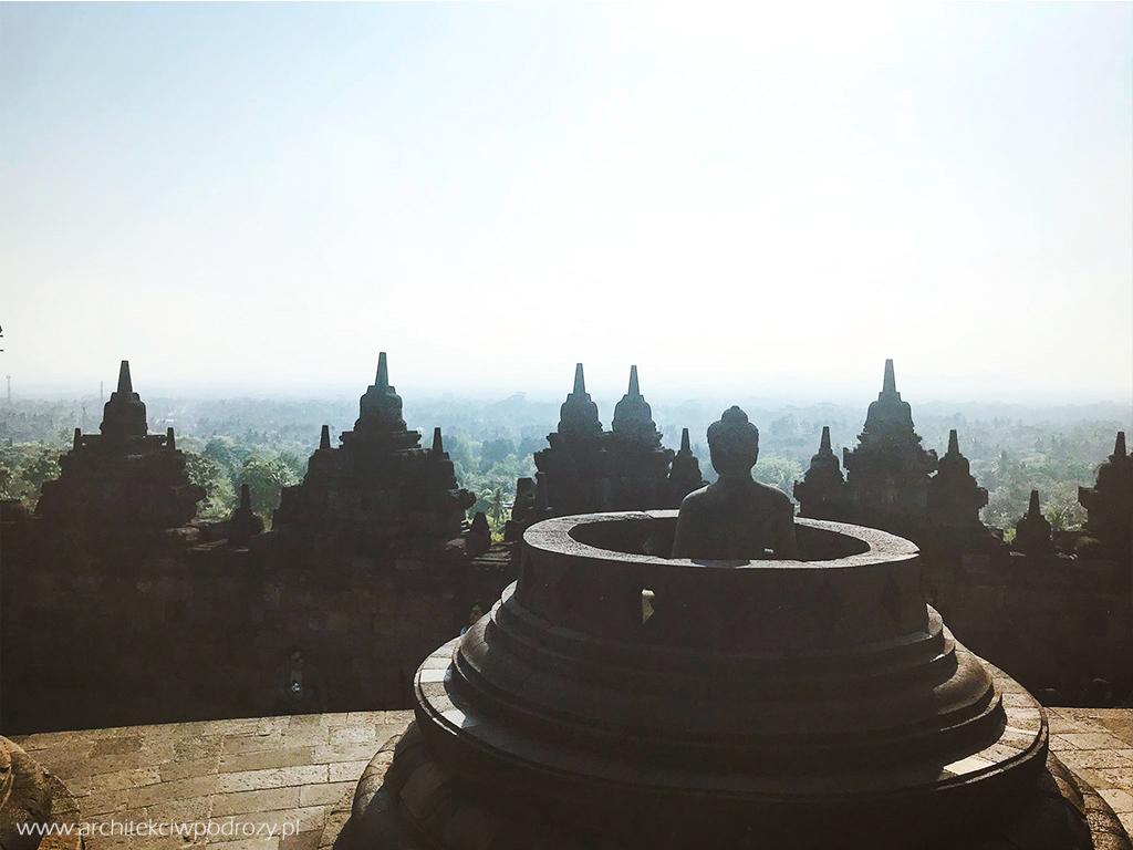 borobudur2 - Jawa: wulkan Ijen, Bromo, Yogyakarta i świątynie