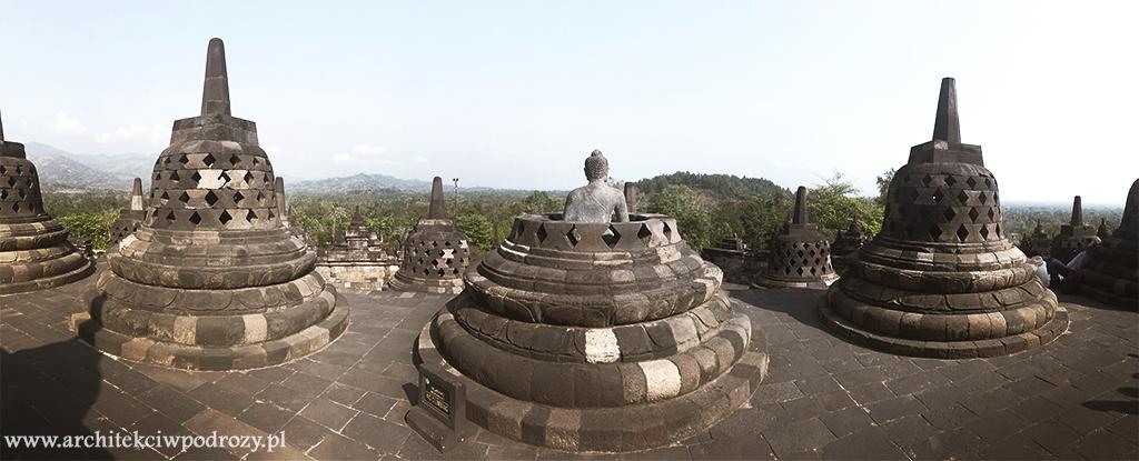 borobudur4 - Jawa: wulkan Ijen, Bromo, Yogyakarta i świątynie