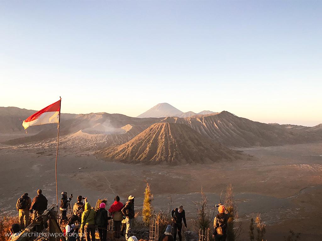 bromo9 1 - Jawa: wulkan Ijen, Bromo, Yogyakarta i świątynie