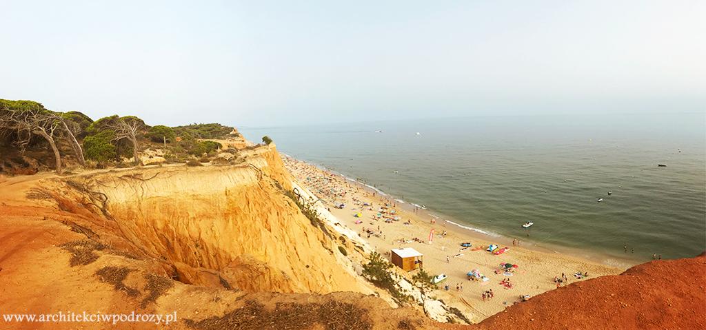 falesia 1 - Portugalia-informacje ogólne i wybrzeże Algarve
